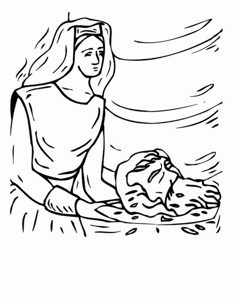 coloring pages of the birth of john the baptist john the baptist coloring pages auto design tech