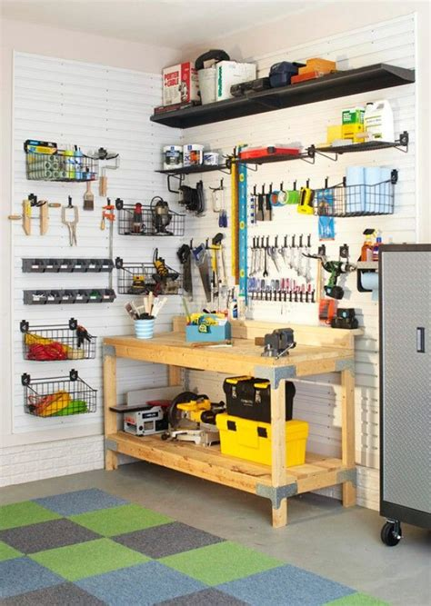 Garage Storage Tips Garage Storage Ideas How To Organize Your Garage