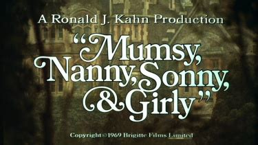 The Girly Spot Audio by Mumsy Nanny Sonny And Girly Howard
