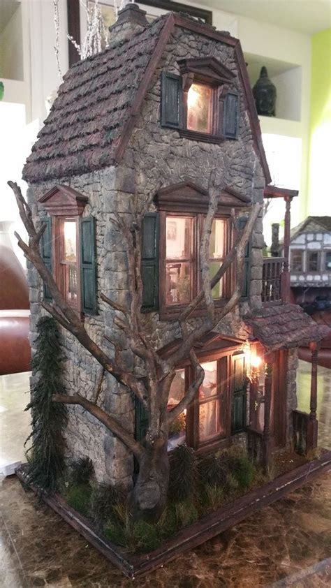 halloween doll house 25 best ideas about doll houses on pinterest doll house crafts miniature houses