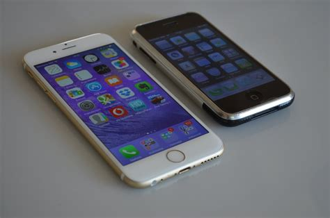 iphone 2g edge versus iphone 6 la sfida di hdblog it