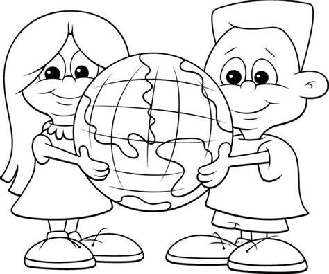imagenes de niños jugando con globos para colorear ni 241 os y globo dibujalia dibujos para colorear