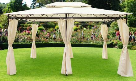 gazebo in offerta gazebo da giardino in 4 modelli