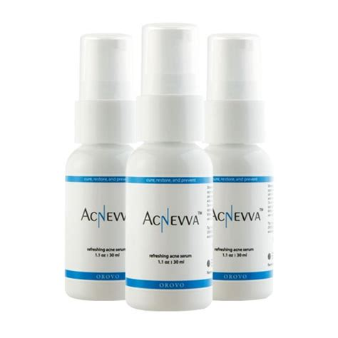 Sr12 Acne Serum 3 acnevva 3pack acne serum acne treatment experience acne no more cellusyn beautil