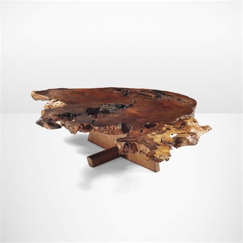 george nakashima coffee table 11 george nakashima important and minguren coffee table