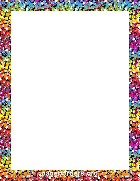 printable paper photo frames 1000 images about borders and covers on pinterest