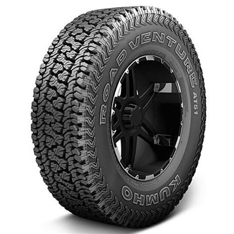 Best Suv Tires All Terrain Kumho 2177883 Kumho Road Venture At51 All Terrain Light