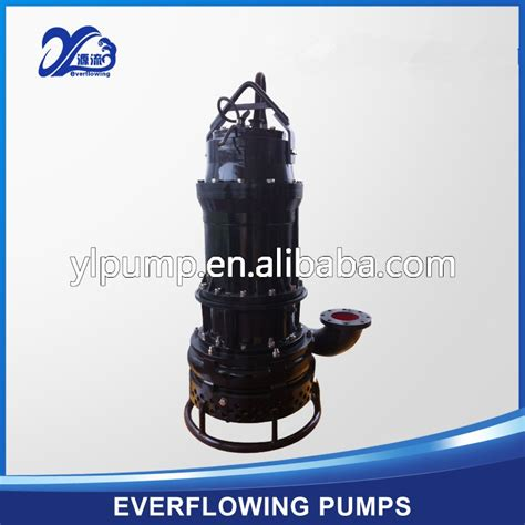 Pompa Submersible Kecil Listrik Kecil Pompa Submersible Limbah Lumpur Pasir Hisap
