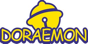 Doraemon Logo 1 doraemon logo vector ai free