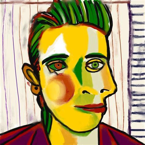 picasso paintings self portrait picasso portrait spp by kyle lambert on deviantart