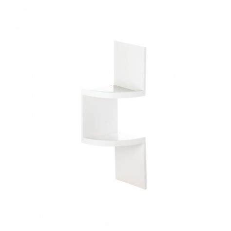 Corner Wall Shelf White by 1000 Ideas About White Corner Shelf On Corner