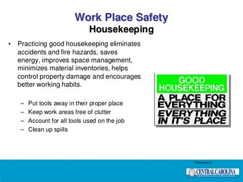 module 1 workplace safety