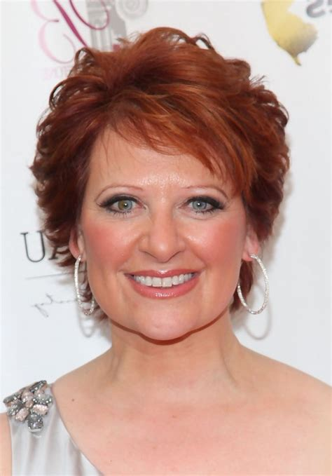 red hair for over 50 caroline manzo redhead for women over 50 styles weekly