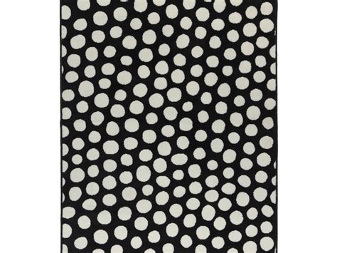Black And White Polka Dot Rugs by Black And White Polka Dot Rug Rugs Ideas