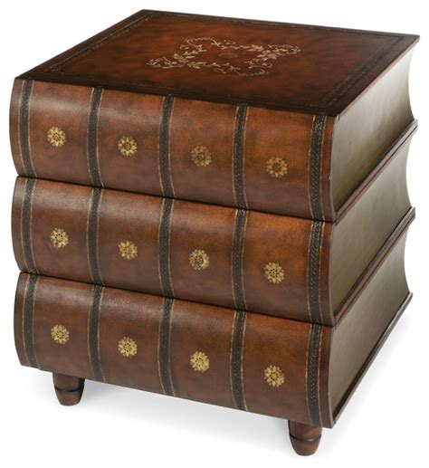 power of books sculptural glass topped side table discoveries book side table eclectic side tables and