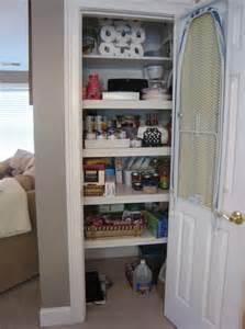 Closet Into Pantry Turn Closet Into Pantry Roselawnlutheran