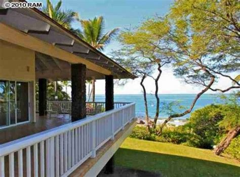makena oceanfront home for sale hawaii hawaii and