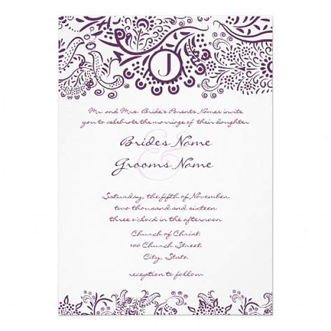 wedding reception invitations templates sle invitation templates sles and templates