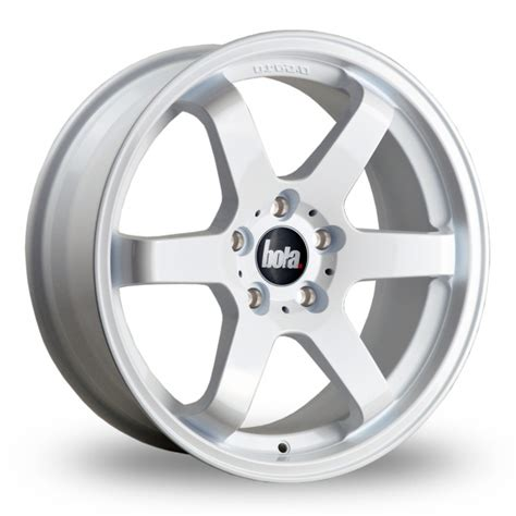The Alloy Of bola b1 white 18 quot alloy wheels wheelbase