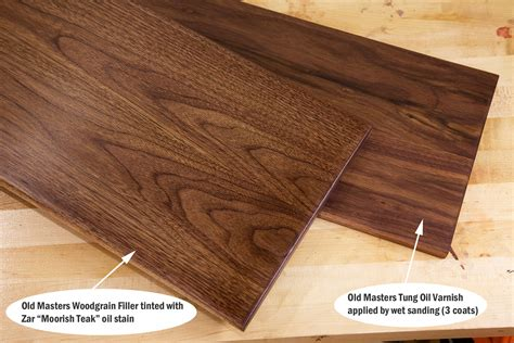 Best Polish For Kitchen Cabinets 3 tricks for a beautiful walnut wood finish woodworkers