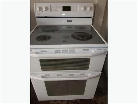 maytag double oven flat top stove central ottawa inside greenbelt ottawa