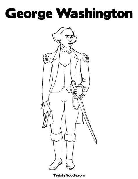 free coloring pages of george washington carver