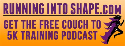 couch to 5k podcast download free carli fierce running into shape