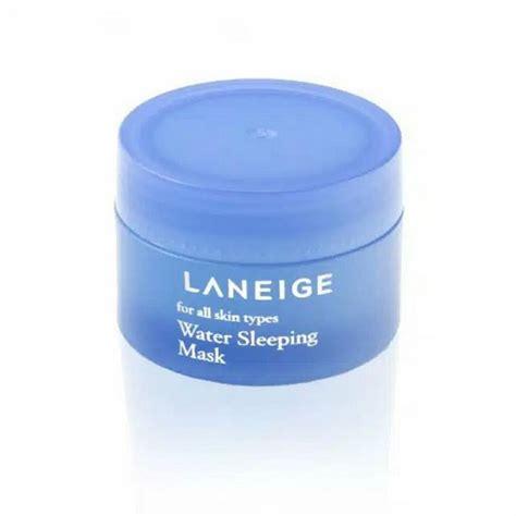 Harga Laneige Firming Sleeping Mask 6 rekomendasi sleeping mask terfavorit dari korea bukareview