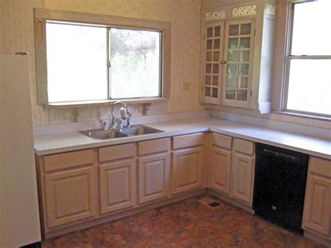 fixer upper after before and after kitchen photos from hgtv s fixer upper