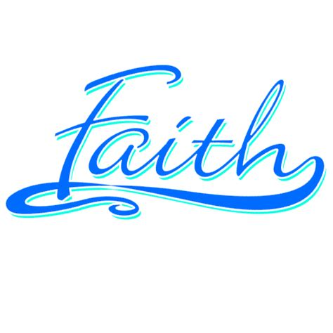 faith images their lives of faith are not complete apart from ours