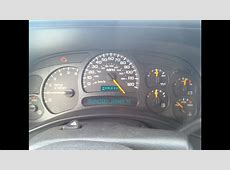 03 Silverado speedometer stuck (case review) - YouTube 2004 Avalanche Cluster Panel Repair
