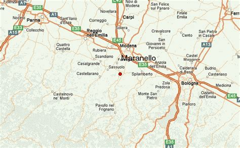 maranello italien maranello location guide