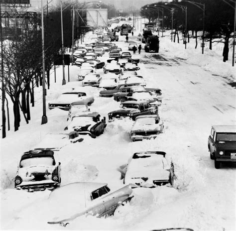 worst blizzards worst chicago blizzard 1967 story and pics shaw s archives