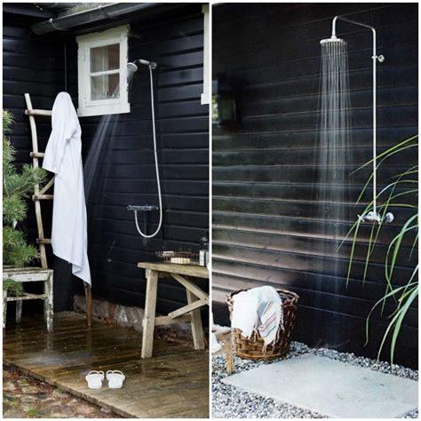out door shower outdoor showers diy decorator
