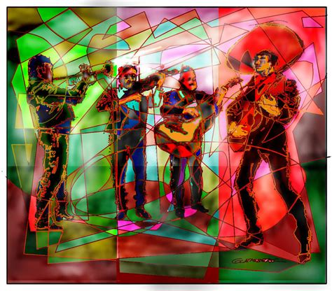 paint with a twist the falls neon mariachi by dean gleisberg