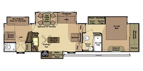open range 5th wheel floor plans 2012 open range rv fifth wheel series m 413rll specs and