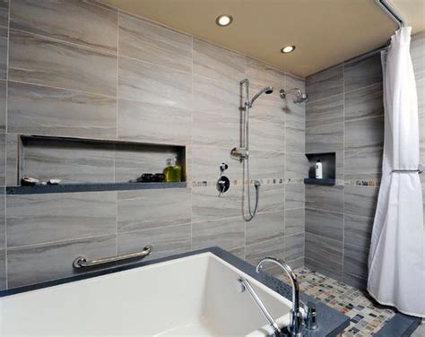 shower bath options how you can make the tub shower combo work for your bathroom