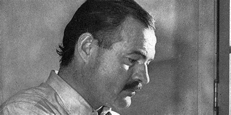 ernest hemingway life biography 11 things you didn t know about ernest hemingway huffpost
