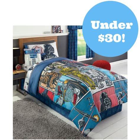 Kohls Star Wars Reversible Comforter Under 30