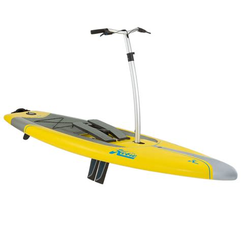 paddle board with hobie mirage eclipse 10 5 stand up paddleboard pedal drive sup