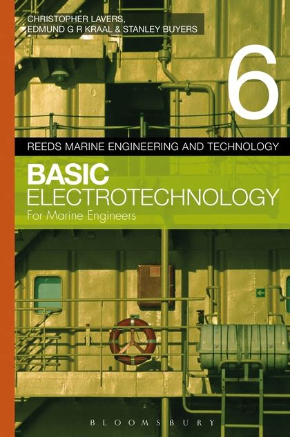 marine engineering books pdf reeds vol 6 basic electrotechnology for marine engineers