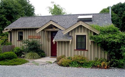 backyard bungalow plans gardening landscaping backyard cottage playhouse plans