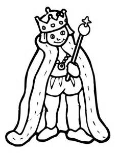 king color king coloring page az coloring pages