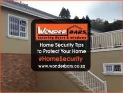 7 home security tips you need to readwonder bars