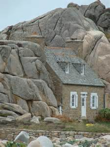 Cottage Rock by Cottage In Houses