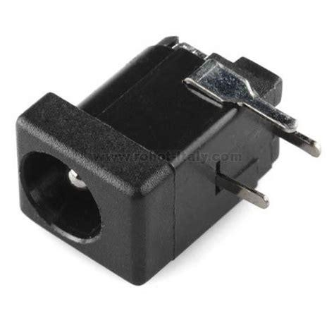 connettore alimentazione 710811 connettore coassiale 2 1mm per alimentazione da