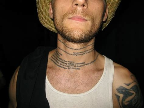 tattoo neck front 17 best ideas about full neck tattoos on pinterest