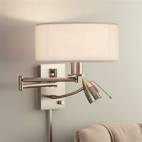 bedroom reading lights wall mounted possini euro tesoro led reading swing arm wall lamp 18190 | 27377cropped.fpx?qlt=70&wid=480&hei=480&fmt=jpeg&resMode=sharp2&op usm=2,0