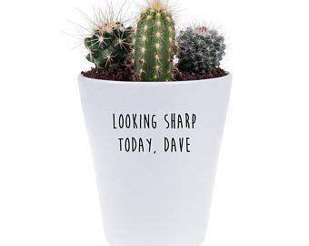 funny plant pot etsy uk cactus plant pots