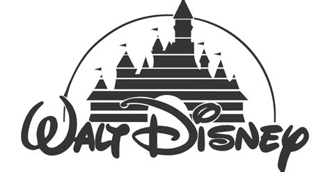 all about logo walt disney logo walt disney pictures vector